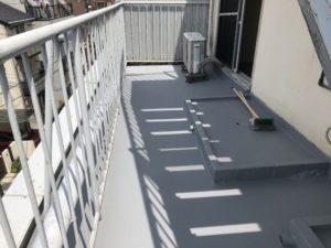 簡易防水塗装工事