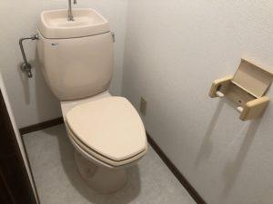 広島県戸建てトイレ