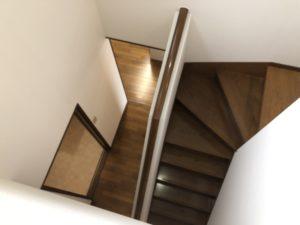 広島県戸建て階段